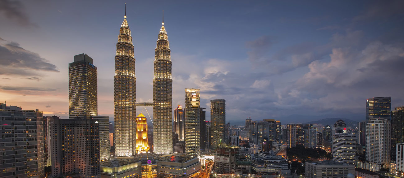 Online portal for visa application to Malaysia